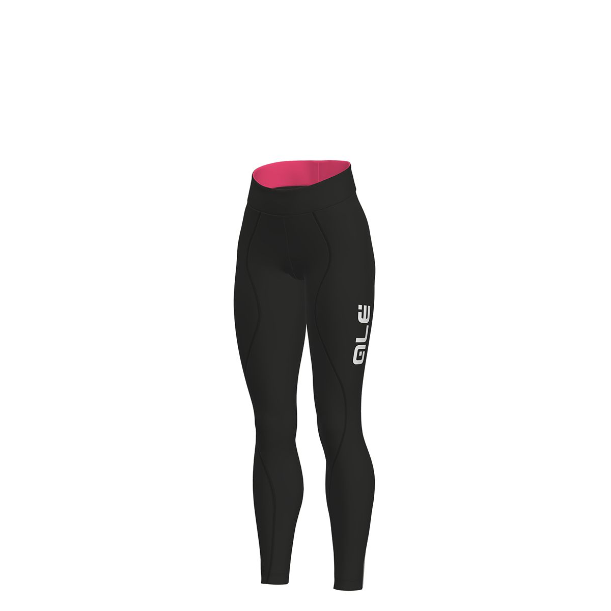 SOLID Winter Tights Damen Thermo Radhose
