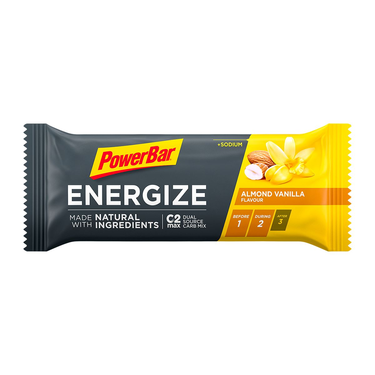 New Energize Riegel