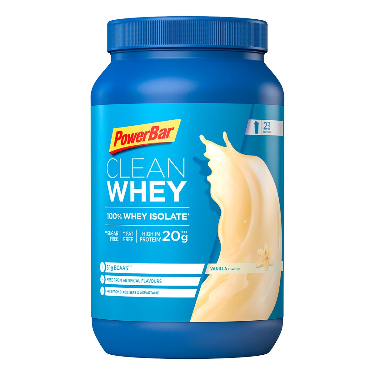 Protein Plus Protein Pulver 100% Whey Isolate