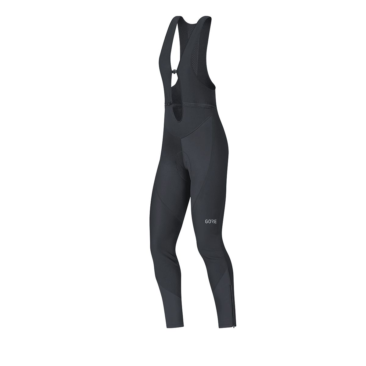 C3 WOMEN GORE WINDSTOPPER BIB TIGHTS+ Damen Thermo Trägerhose