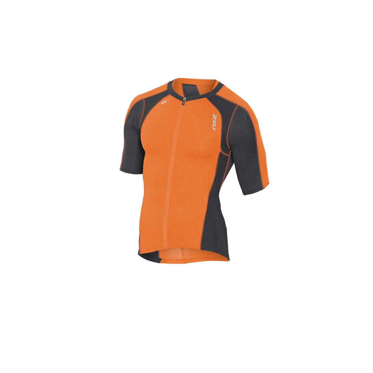 COMPRESSION SLEEVED Tri Top kurzarm