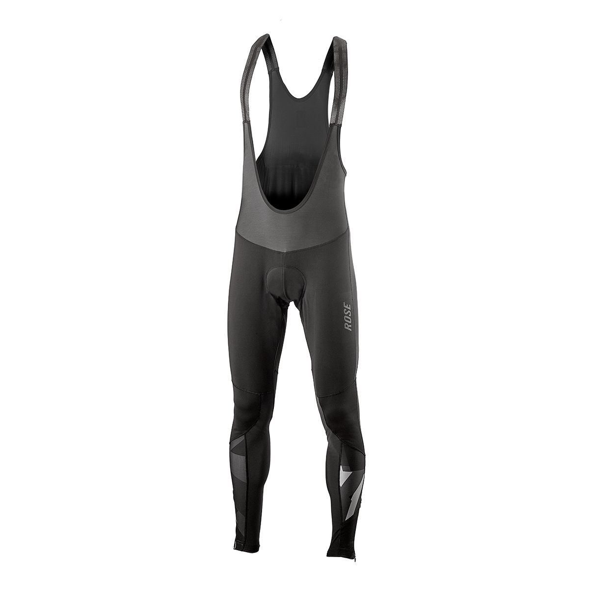 High End Thermo Trägerhose lang