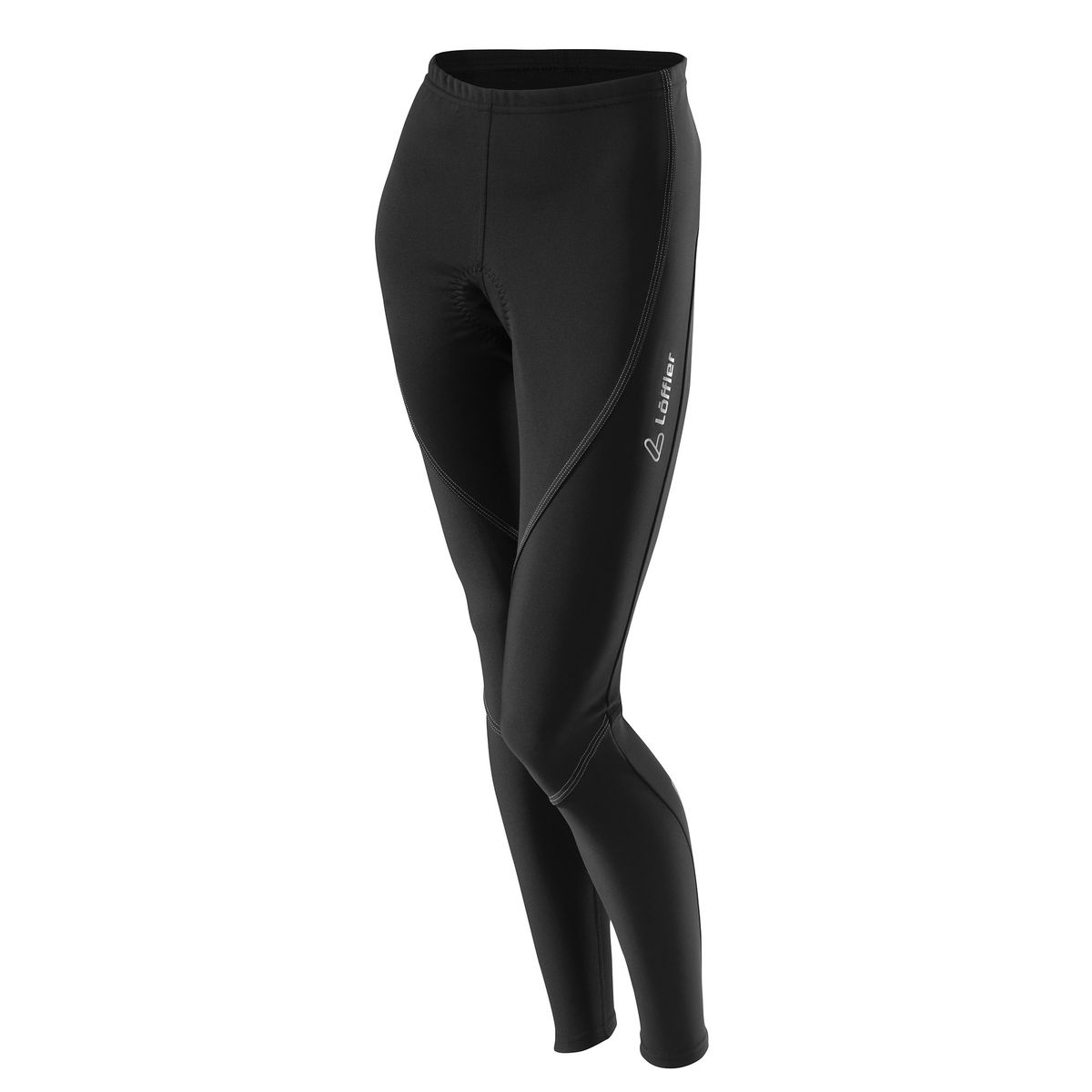 DA. BIKE HOSE LANG WS SOFTSHELL WARM Damen-Thermo-Tights