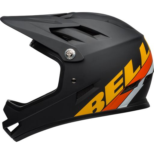 SANCTION Vollvisierhelm MTB
