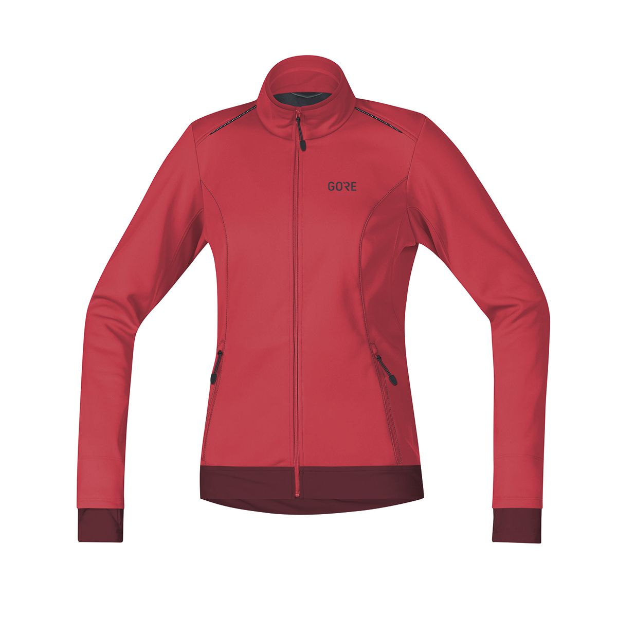 C3 WOMEN GORE WINDSTOPPER THERMO JACKET Damen Thermojacke