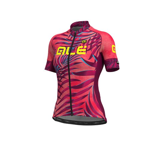 GRAPHICS PRR Sunset Lady Jersey Damen Fahrradtrikot