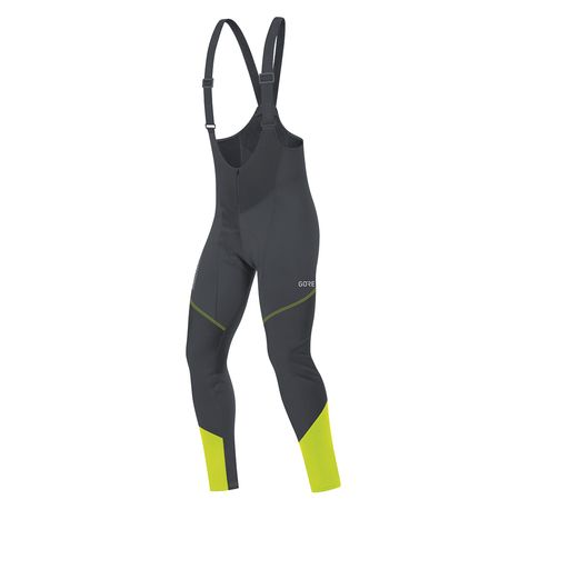 C3 GORE WINDSTOPPER BIB TIGHTS+ Thermo Trägerhose