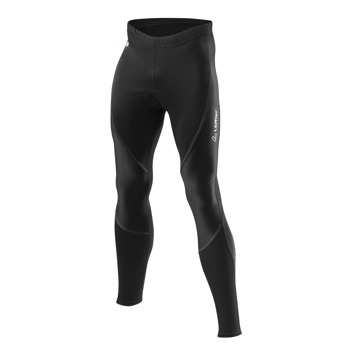 HR. BIKE HOSE LANG WS SOFTSHELL WARM Thermo-Radhose