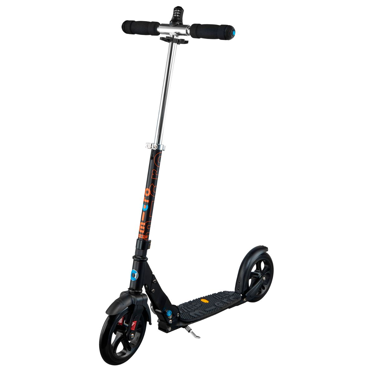 Deluxe Interlock Scooter mit Schloss