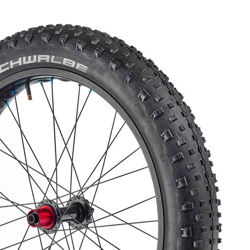 JUMBO JIM Evolution TL-Easy Fatbike Reifen