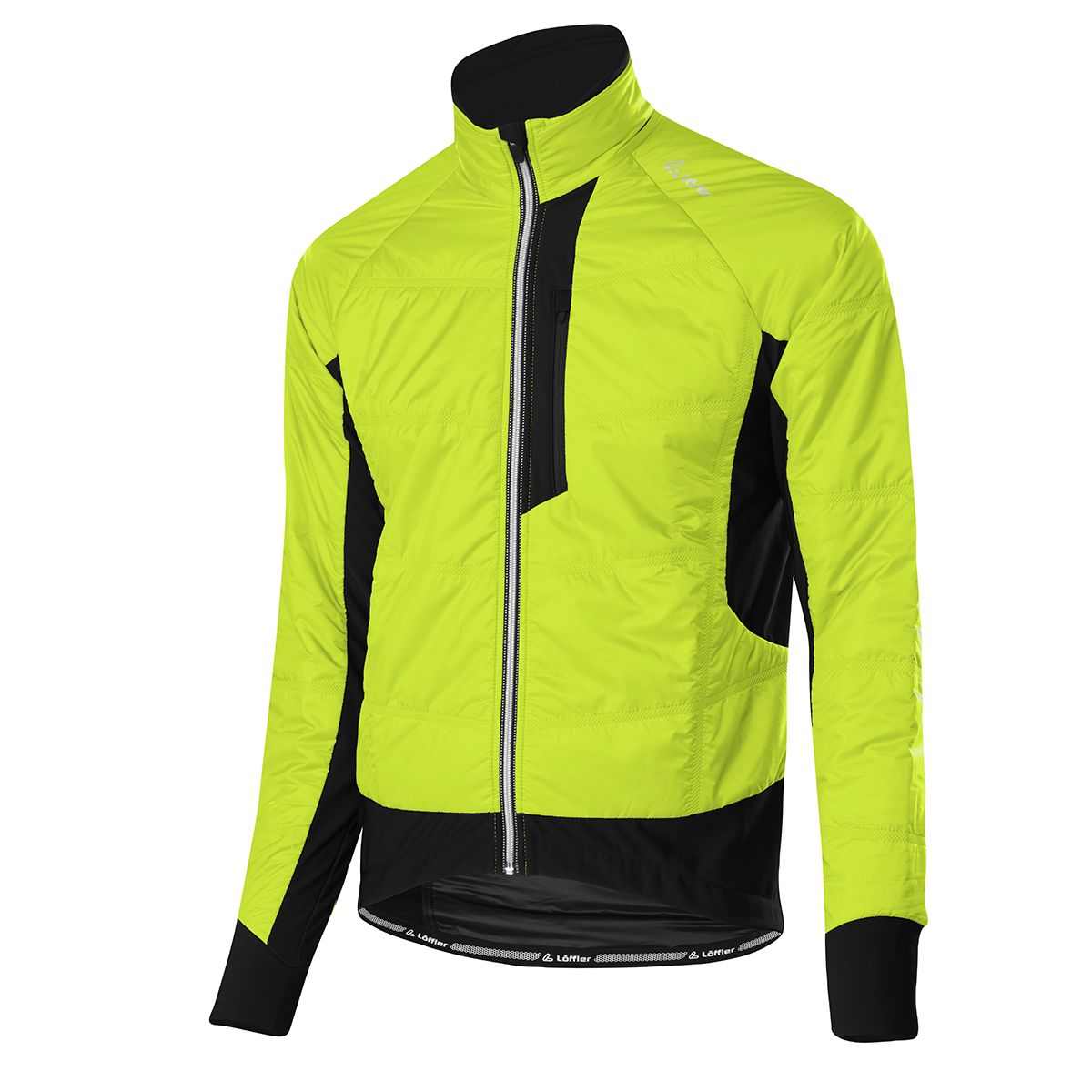 HR. BIKE ISO-JACKE PRIMALOFT MIX Winterjacke