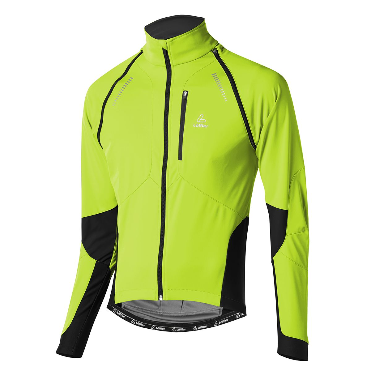 HR. BIKE ZIP-OFF JACKE SAN REMO WS SOFTSHELL LIGHT