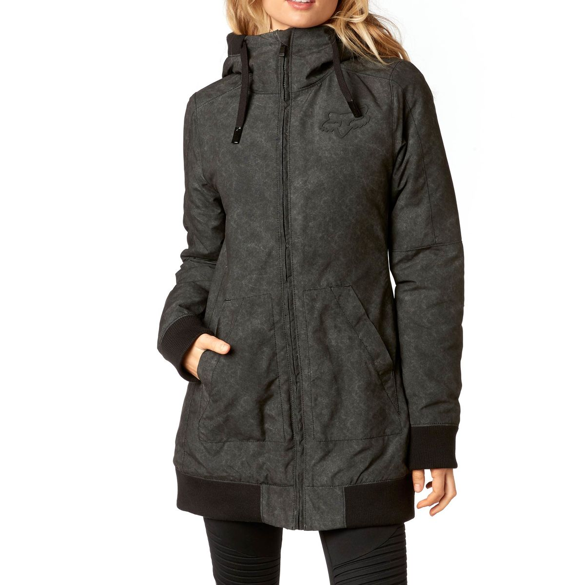 METRICK SHERPA LINED JACKET Damen Mantel