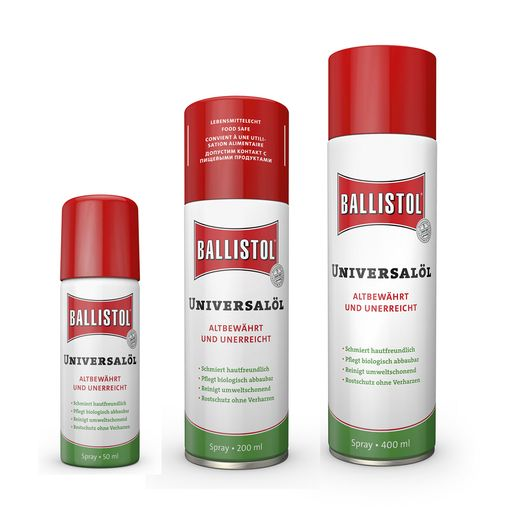 Universalöl Spray