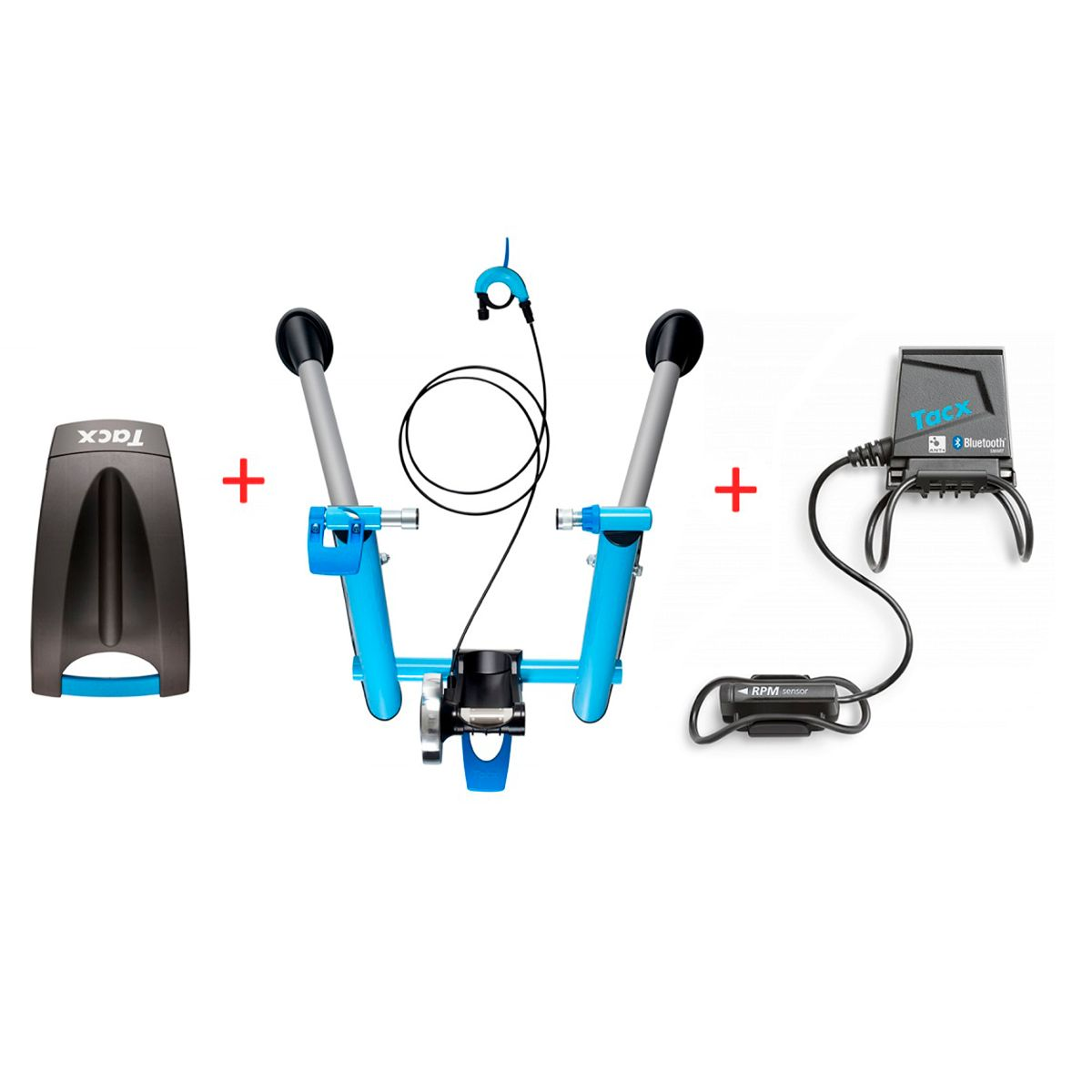 Blue Motion T2600 Rollentrainer Virtual Power Set