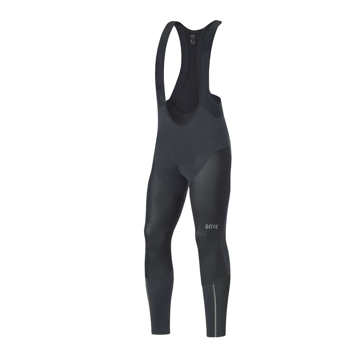 C7 PARTIAL GORE WINDSTOPPER PRO BIB TIGHTS+ Herren Thermo Trägerhose
