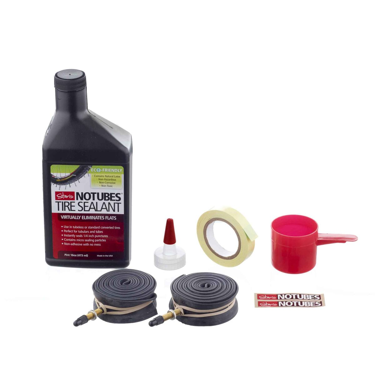 NoTubes Standard Tubeless-Kit