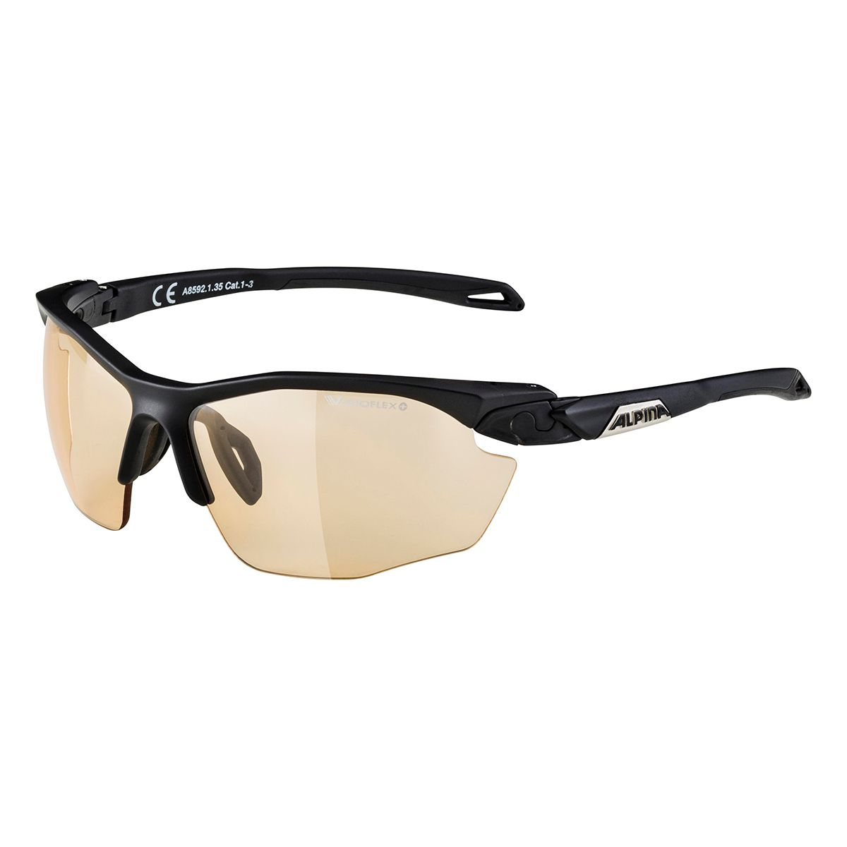 TWIST FIVE HR VL+ Sportbrille
