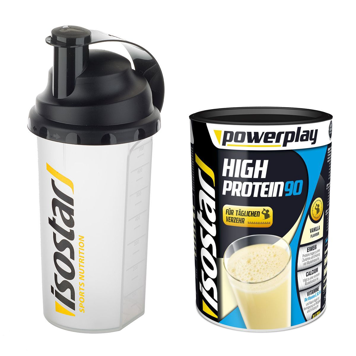 High Protein 90 Set inkl. Shaker