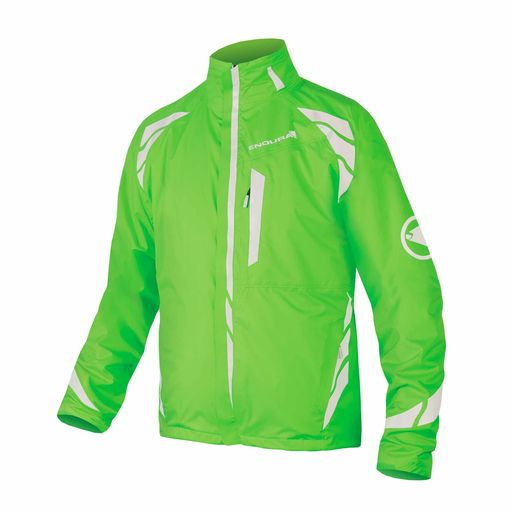 LUMINITE 4in1 Regenjacke