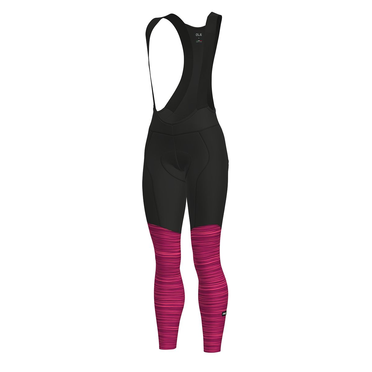 GRAPHICS PRR The End Bibtights Damen Thermo Trägerhose