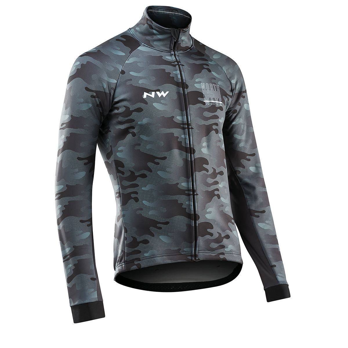 BLADE 3 JACKET TOTAL PROTECTION Thermo Fahrradjacke