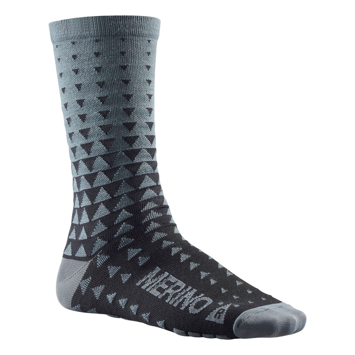 KSYRIUM MERINO GRAPHIC Radsocken