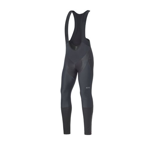 C7 GORE WINDSTOPPER PRO BIB TIGHTS+ Herren Thermo Trägerhose
