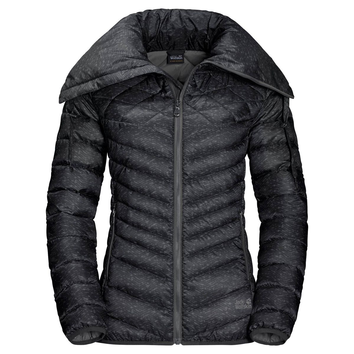 reputable site 8de60 a2b90 Jack Wolfskin RICHMOND HILL JACKET Damen Jacke