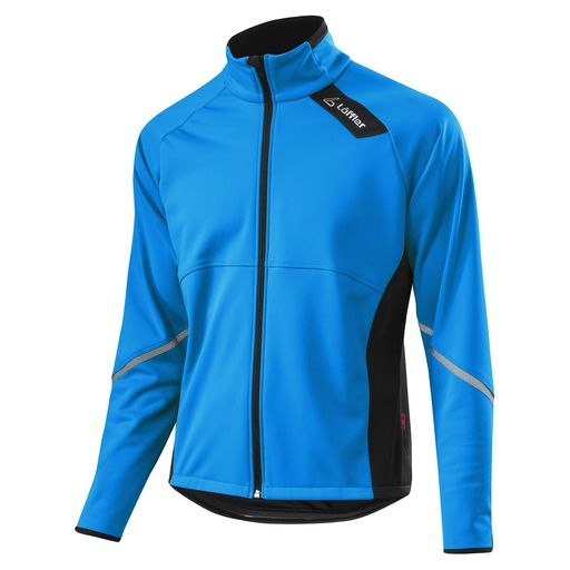 HR. BIKE JACKE WS SOFTSHELL WARM Softshelljacke