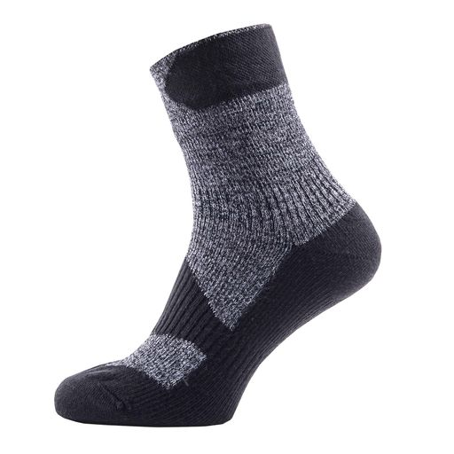 SEALSKINZ THIN ANKLE wasserdichte Merino Socken