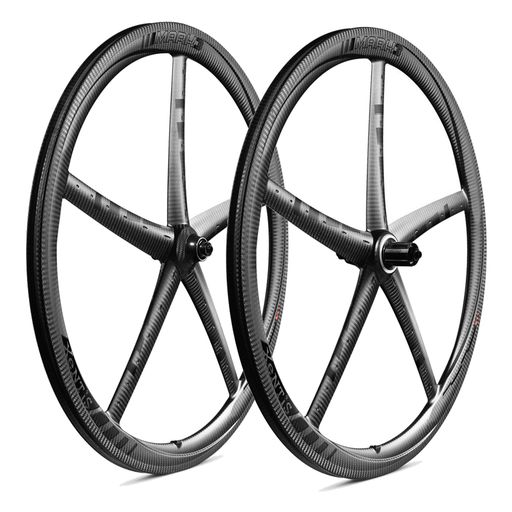 "MARK 3 Carbon Laufradsatz 28""/700C Clincher – Rim-Brake (B-Ware)"