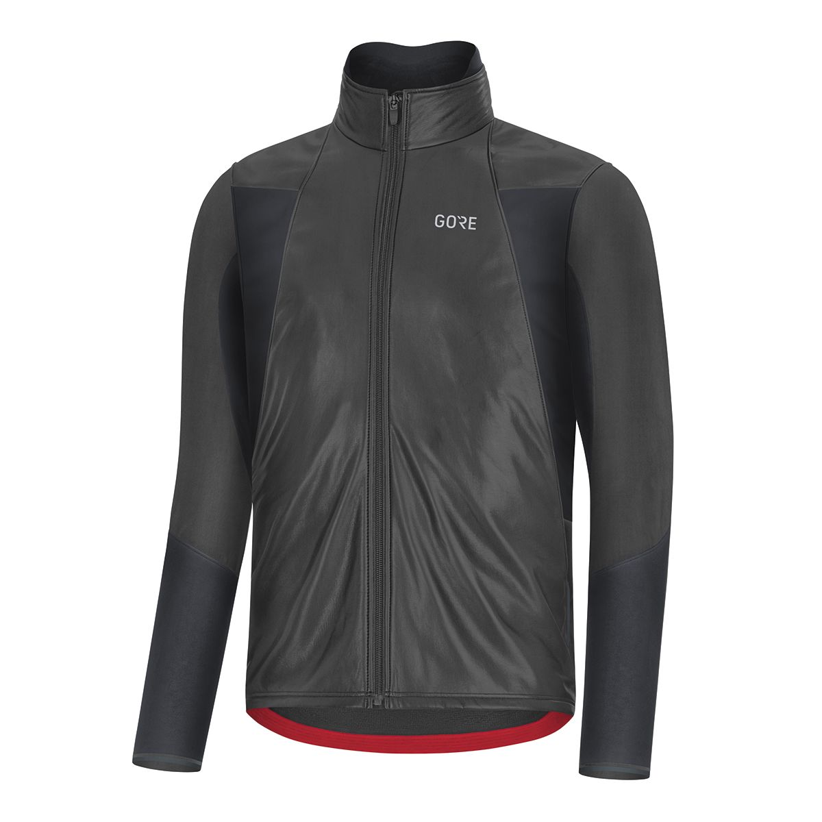 Image of GORE WEAR C5 GORE-TEX INFINIUM SOFT LINED THERMO JACKET Windjacke black