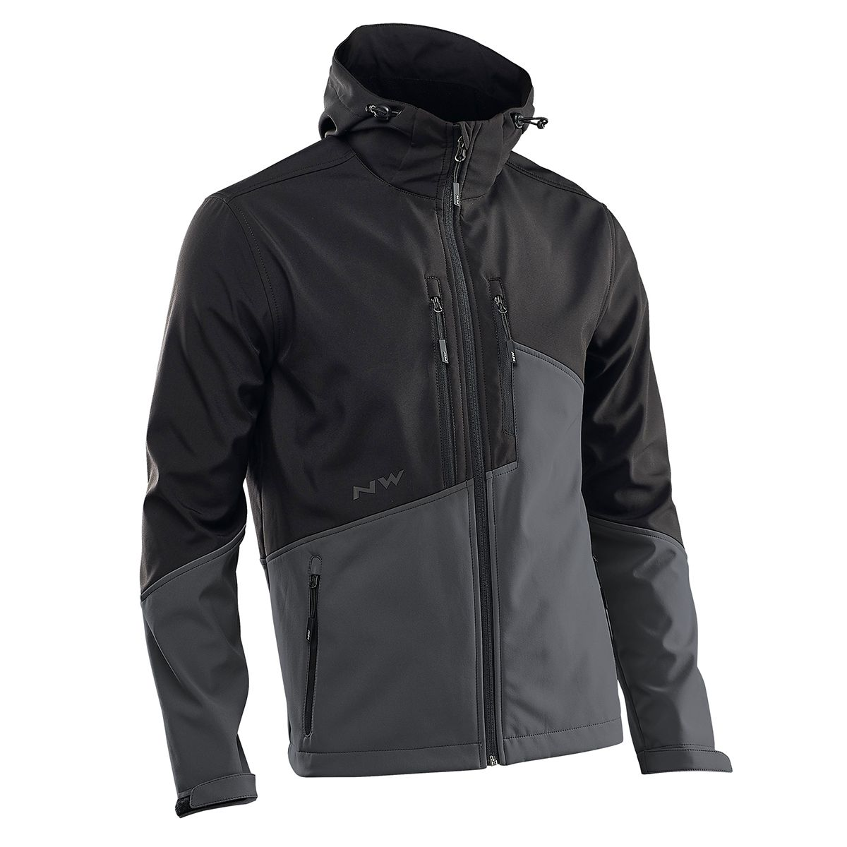 ENDURO SOFTSHELL JACKET Winterjacke