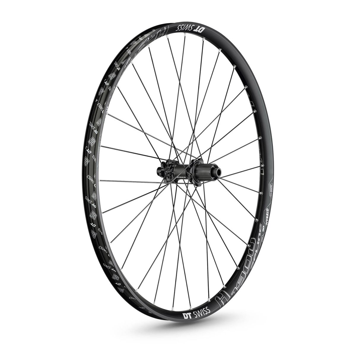 H-1900 Spline 30 Disc 6-Loch BOOST E-MTB Hinterrad
