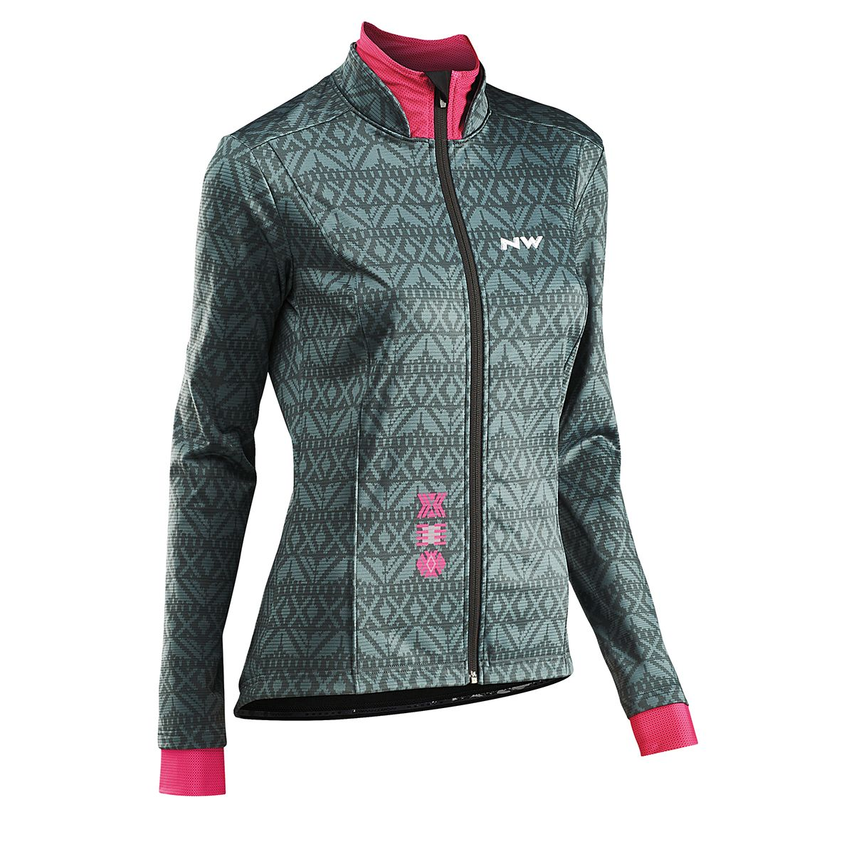 ALLURE JACKET TOTAL PROTECTION Damen Thermo Fahrradjacke