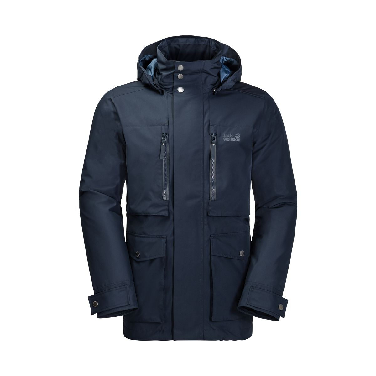 BRIDGEPORT BAY JACKET Herren Winterjacke