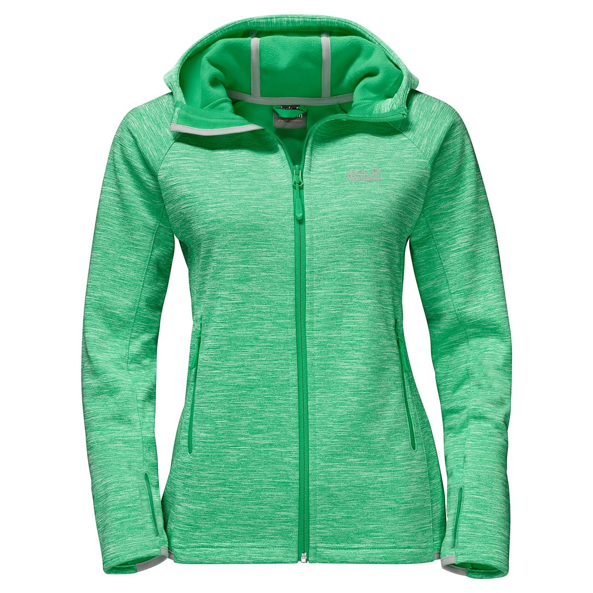 LA CUMBRE TRAIL JACKET Damen Fleecejacke