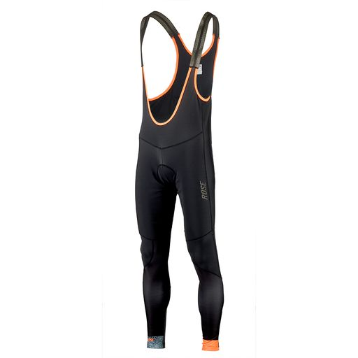 High End Fluo Thermo Trägerhose lang