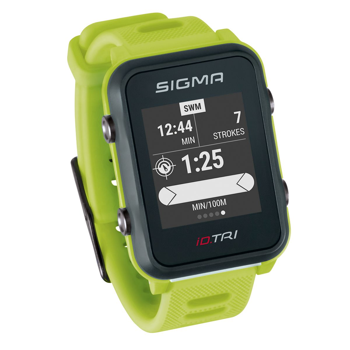iD.TRI GPS Triathlon-Uhr Basic