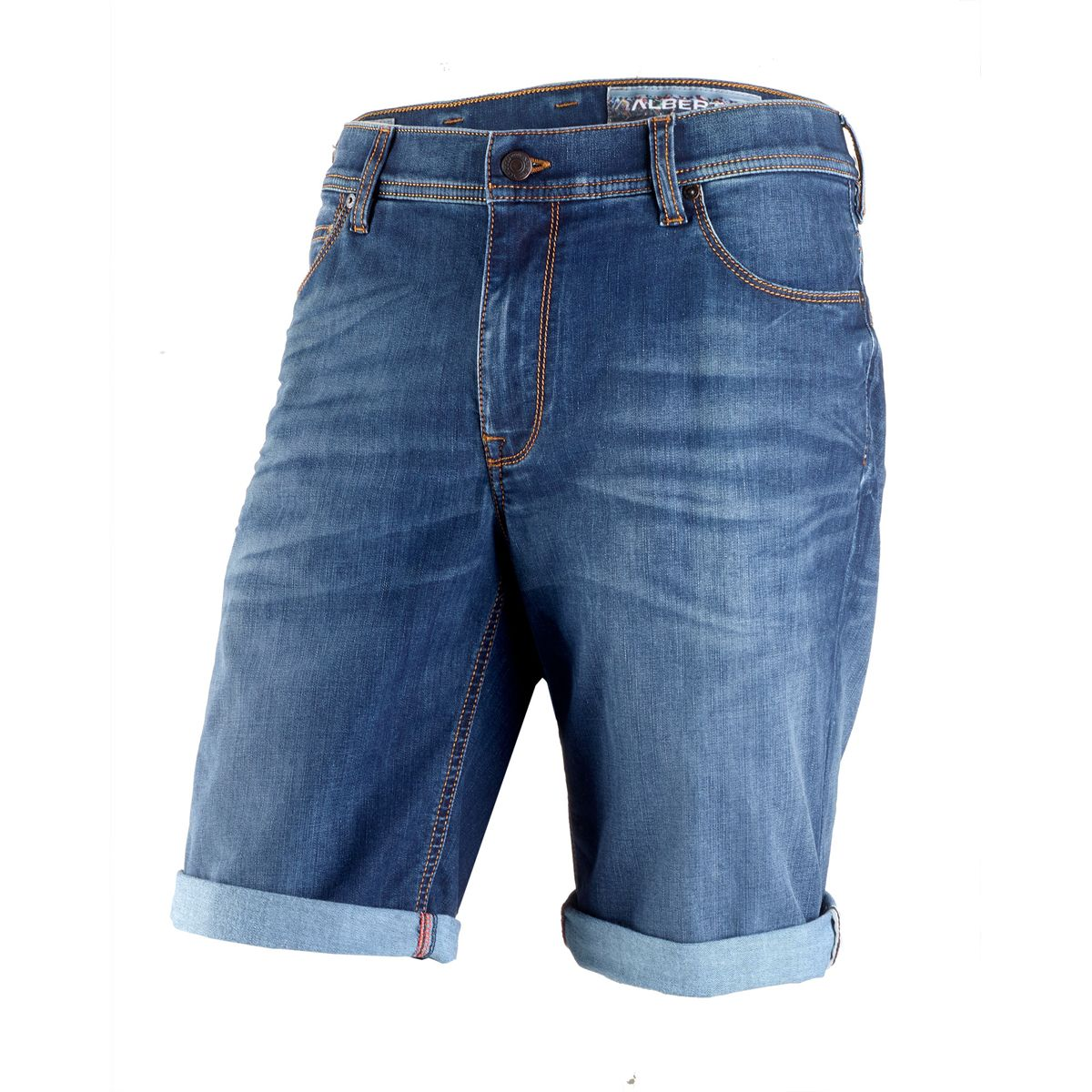 BIKE Coolmax Denim Jeans Short