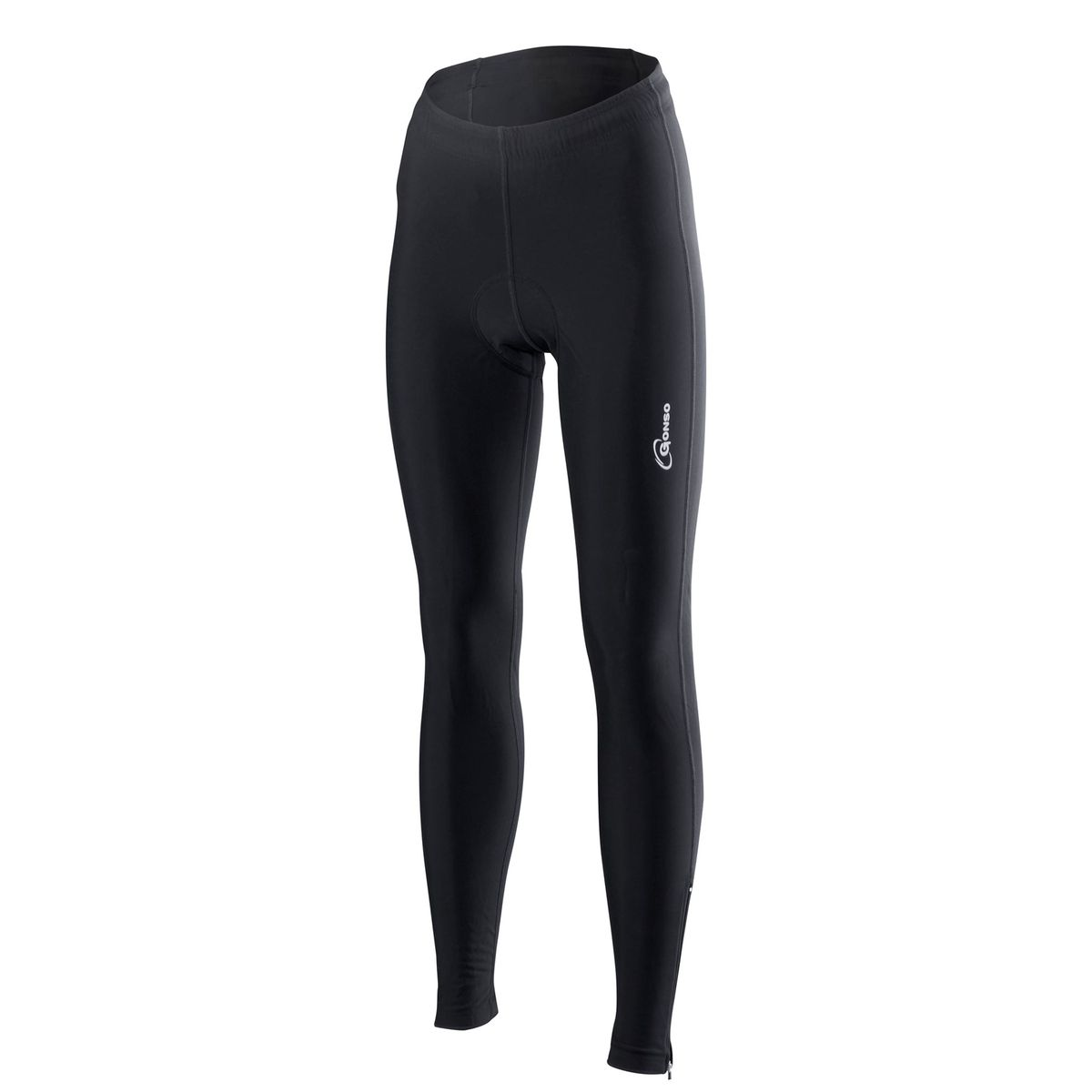 DENVER V2 Damen Thermo Radhose lang