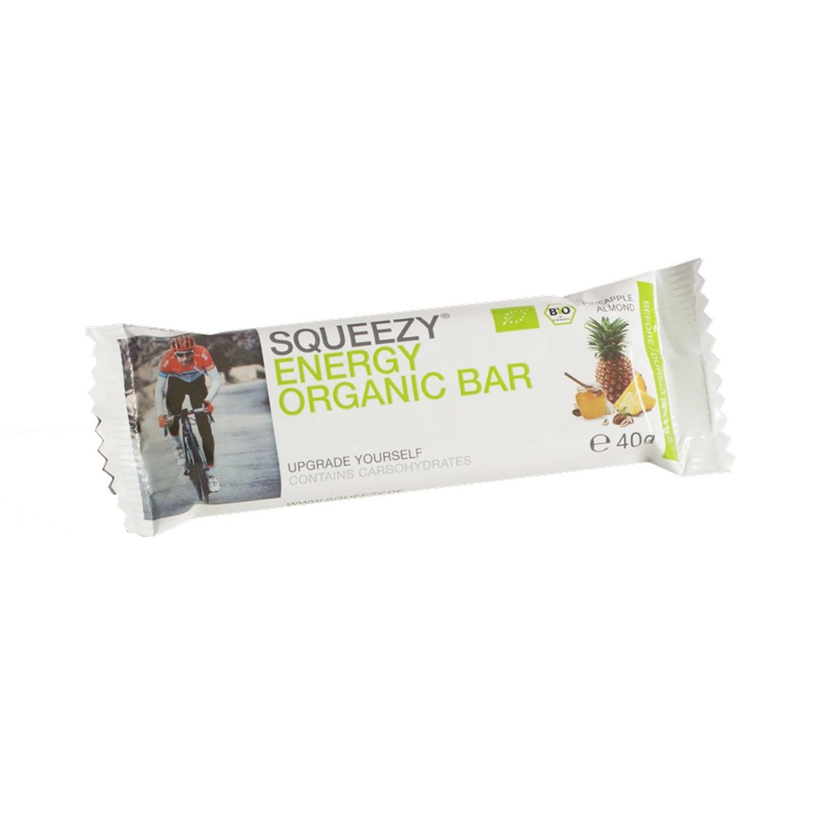 Energy Organic Bar Fruchtriegel