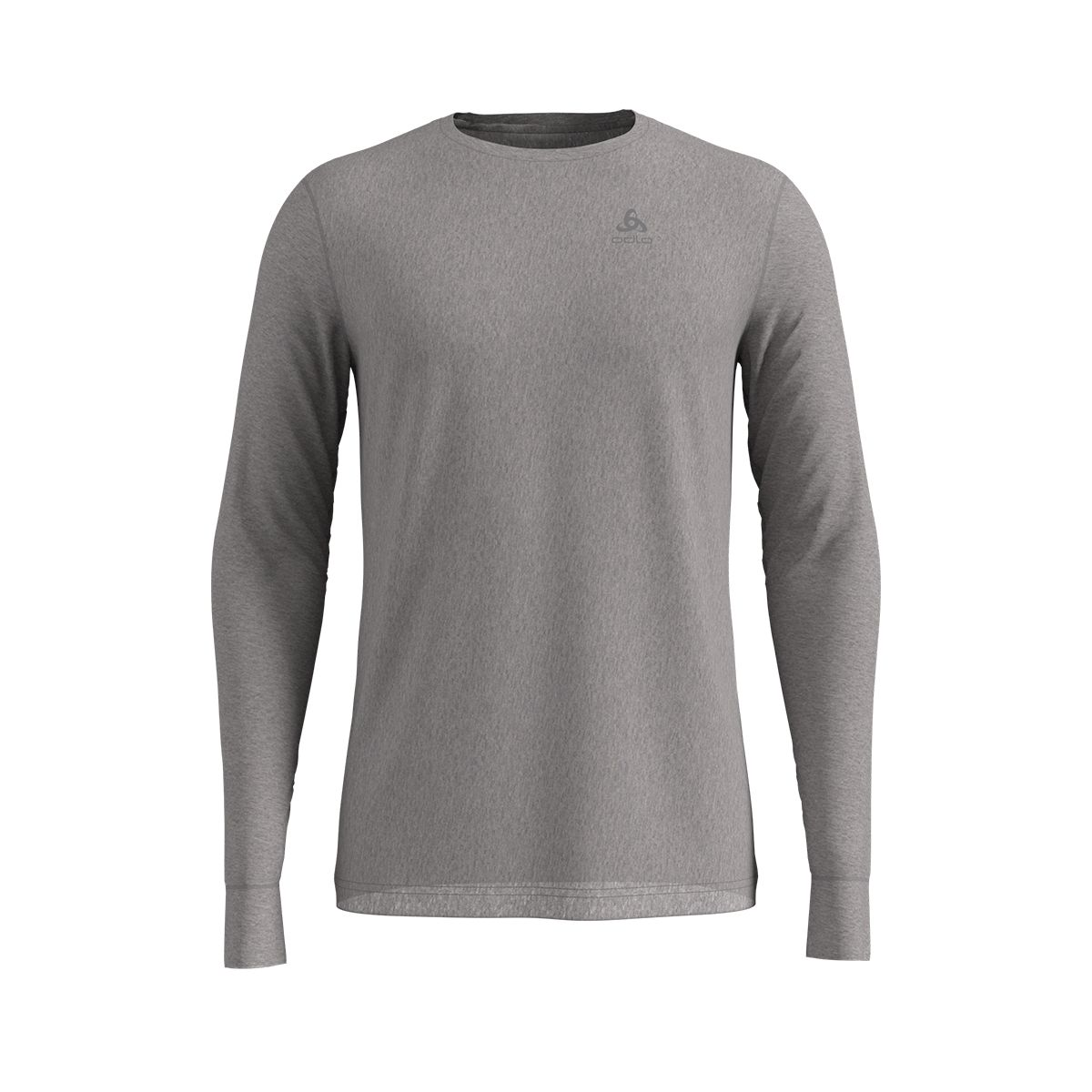 NATURAL MERINO WARM SUW TOP Crew neck l/s Langarm Unterhemd