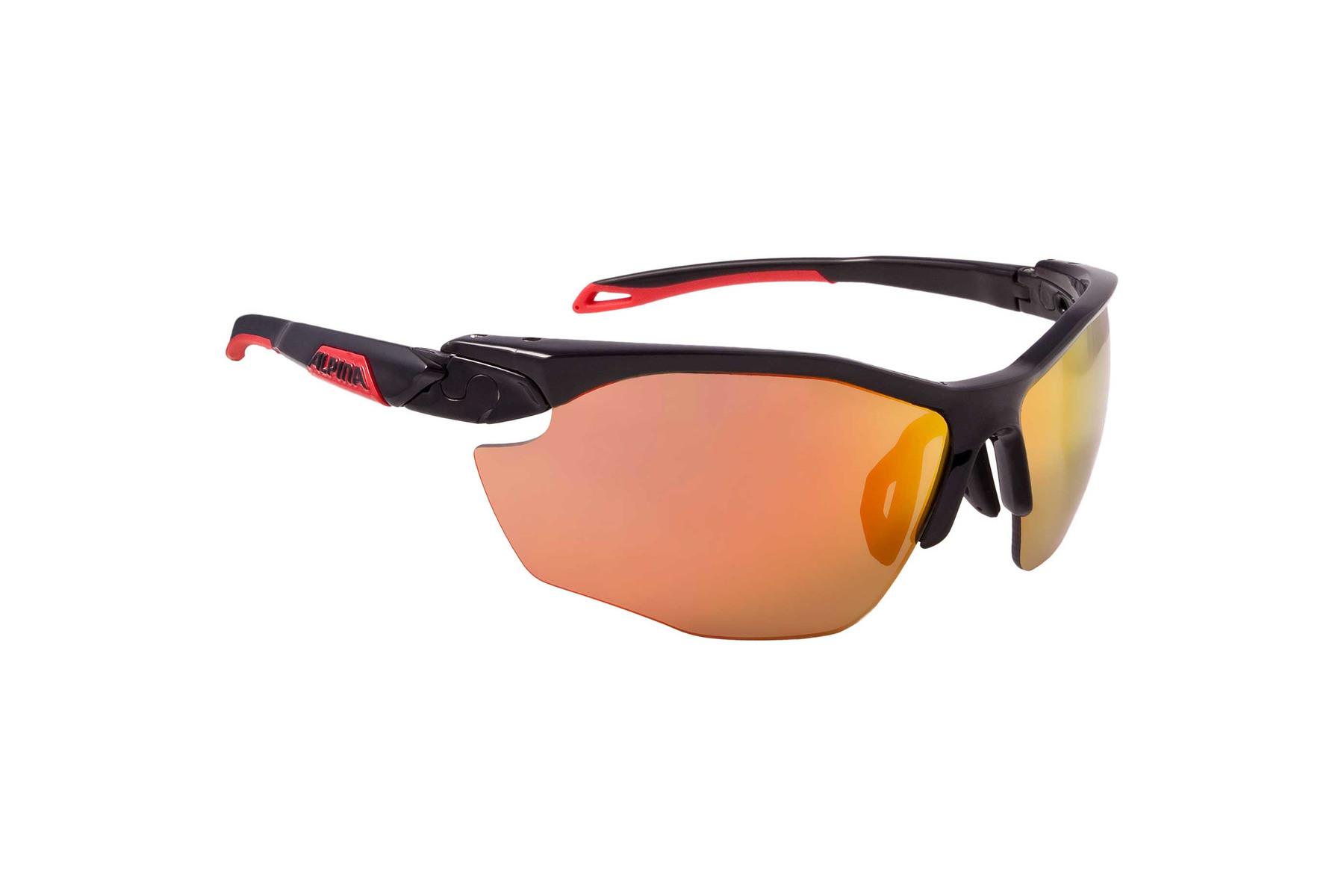 Alpina Twist Five HR CM+ - black-red/red JCa9y