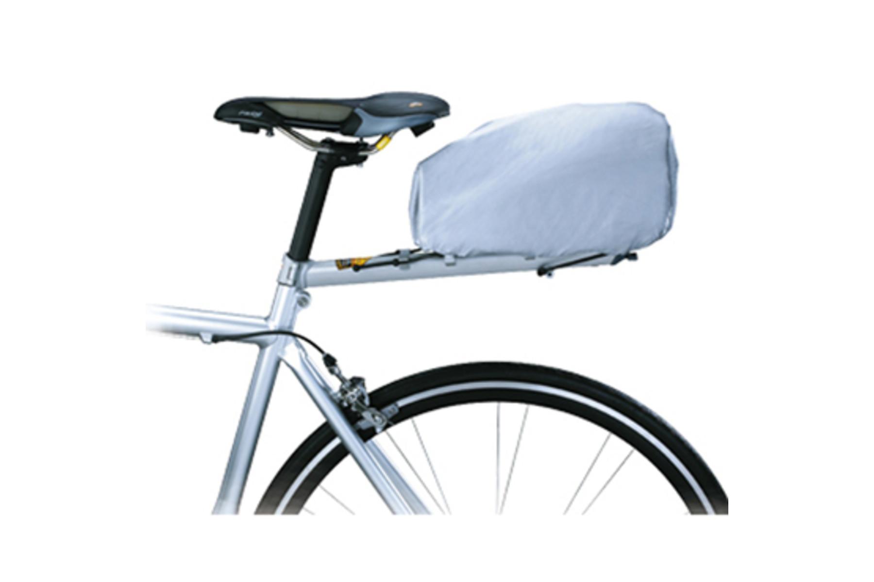 Image of Topeak RX Trunkbag EX Regenhülle (ohne Seitentaschen) silber