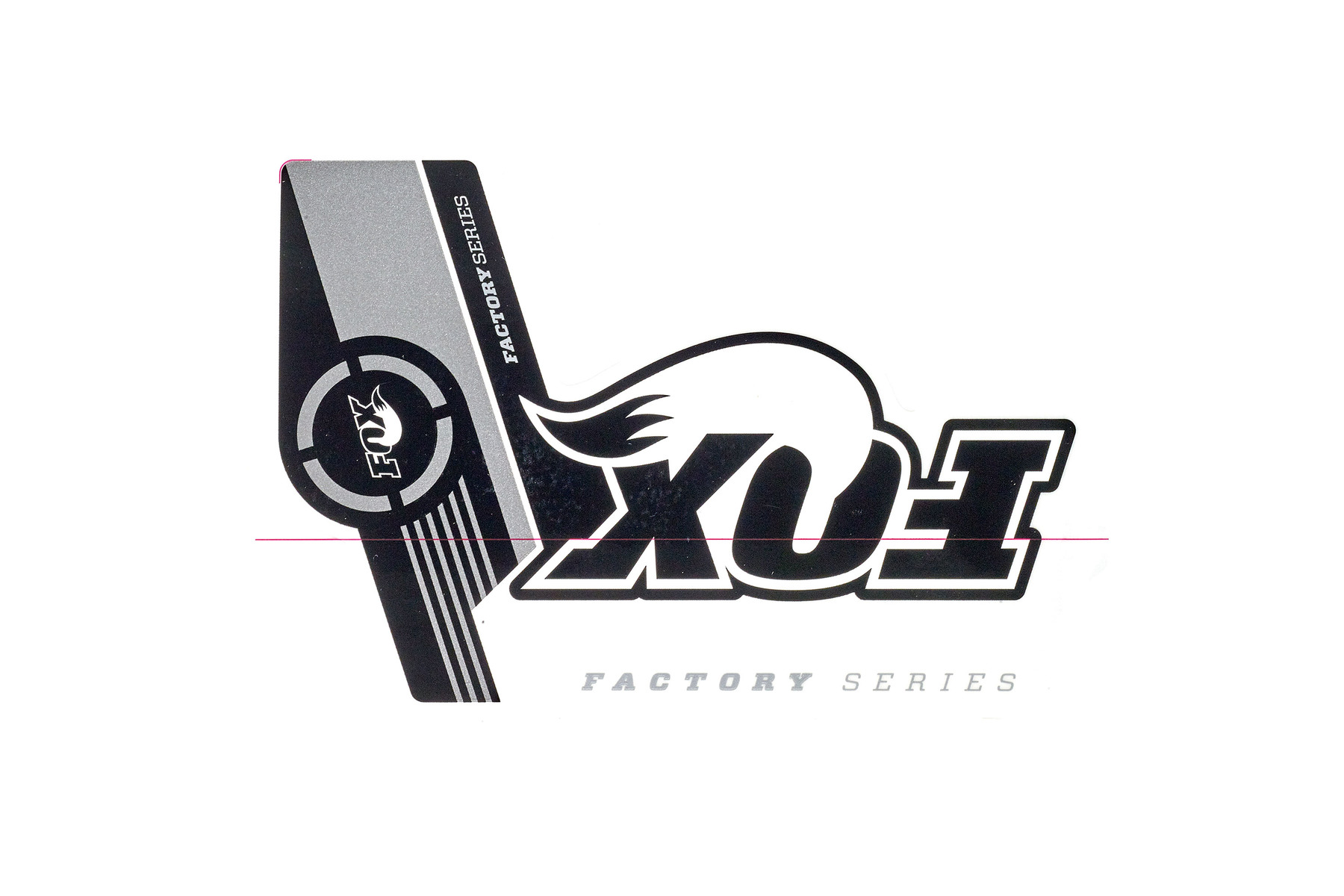 Fox FOX Factory Series Aufkleber / Decals/ Sticker für 32er Gabeln