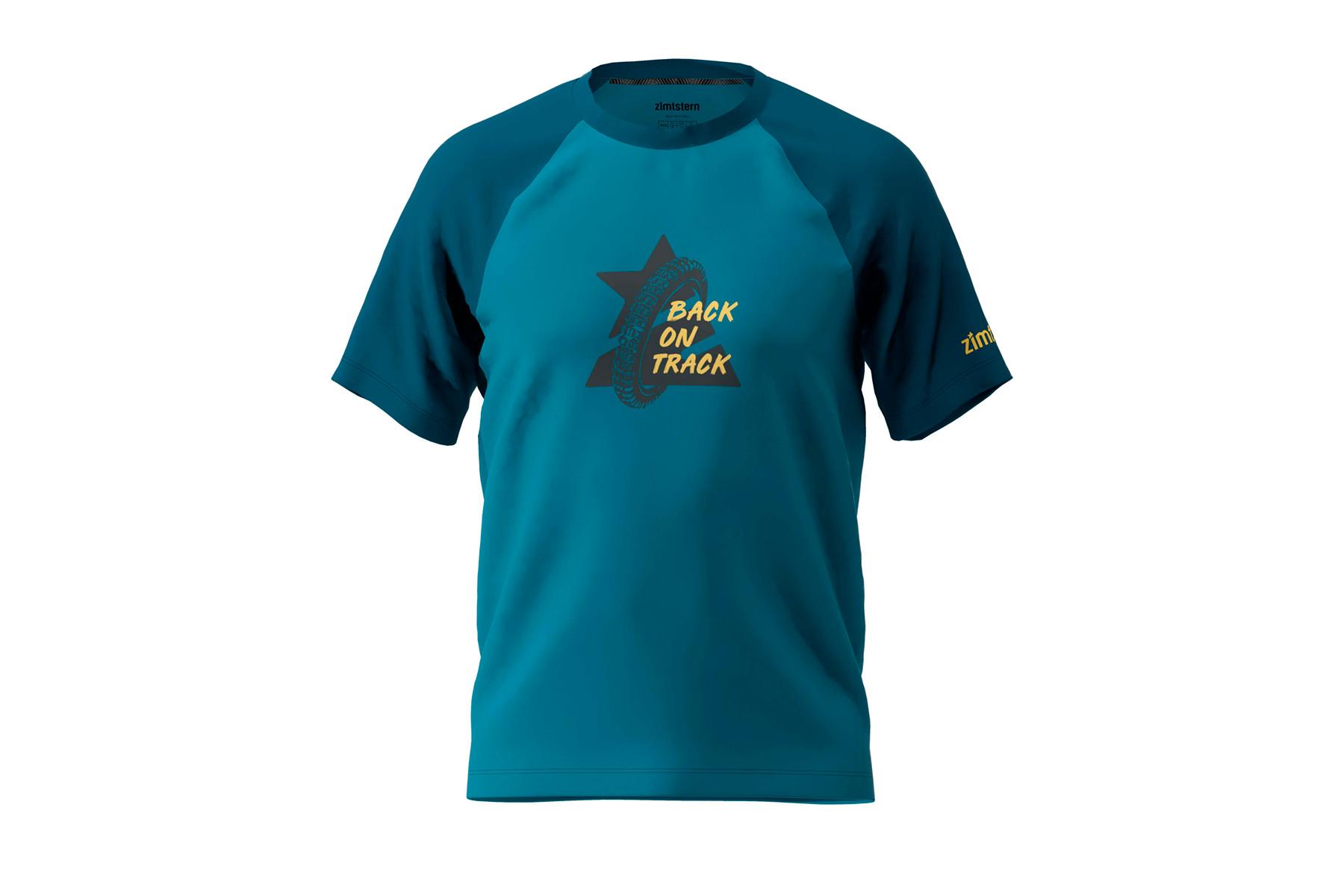 Zimtstern BOTZ TEE MEN T-Shirt