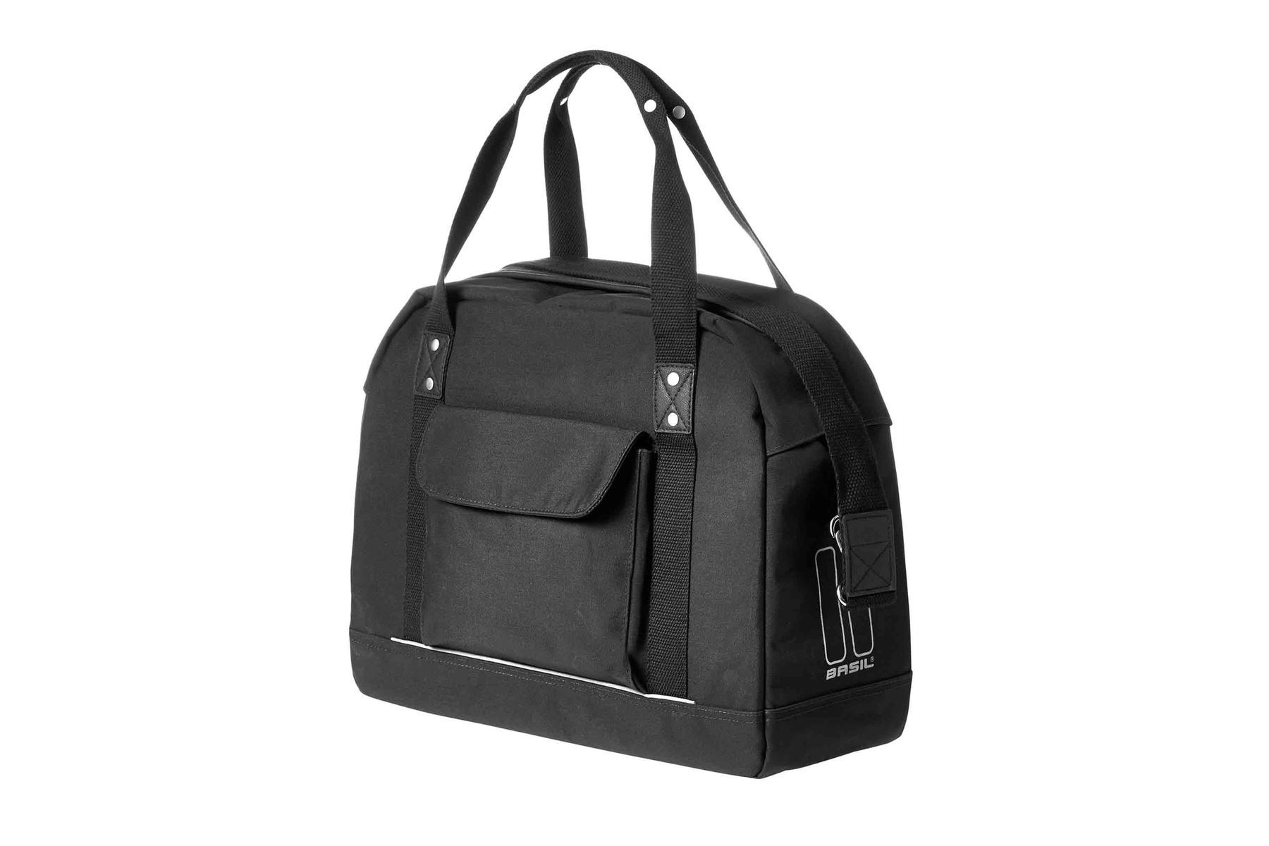 basil portland shoulder bag 19l damen fahrradtasche kaufen. Black Bedroom Furniture Sets. Home Design Ideas