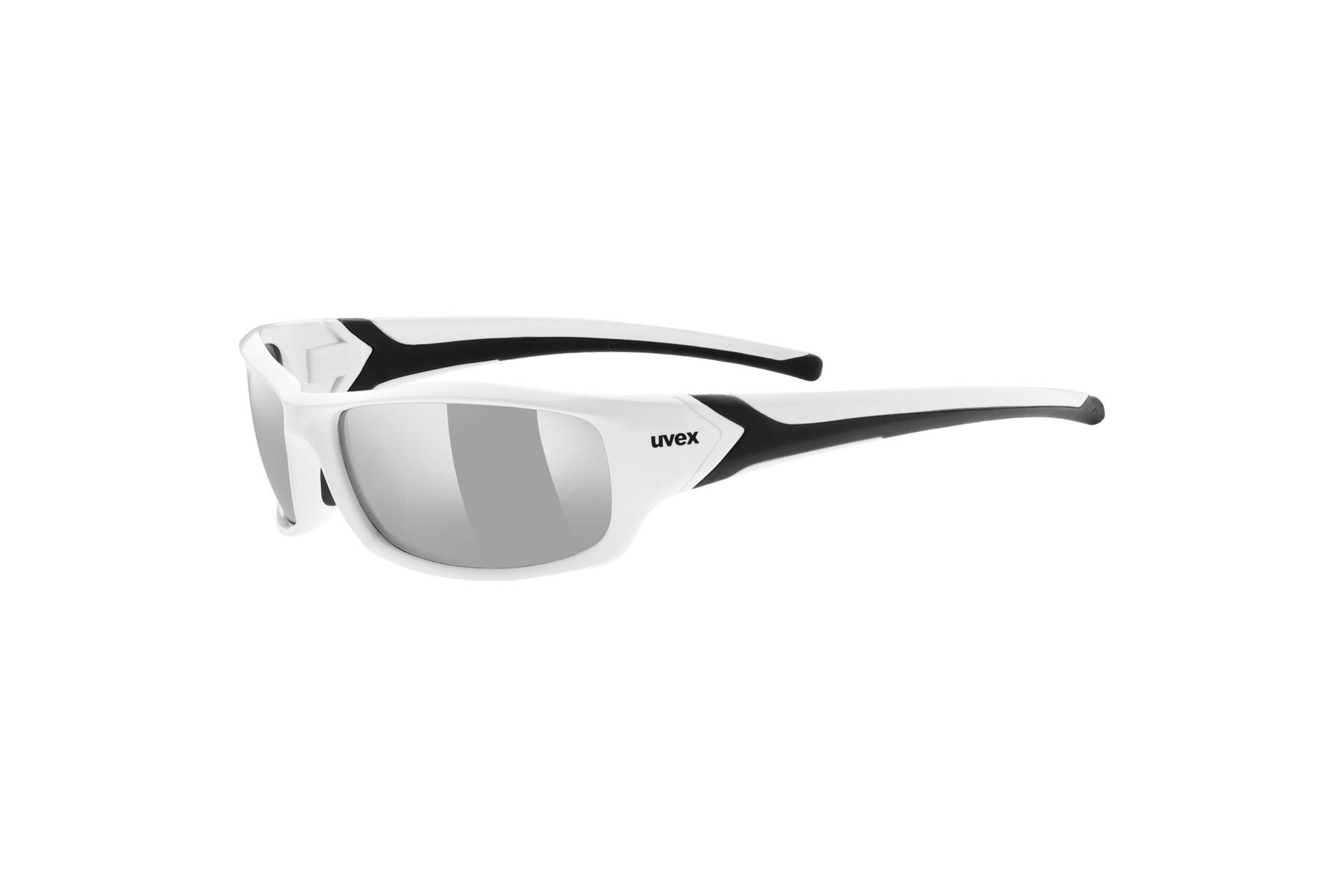 Uvex Sportstyle 211 Sportbrille Schwarz 38N0p